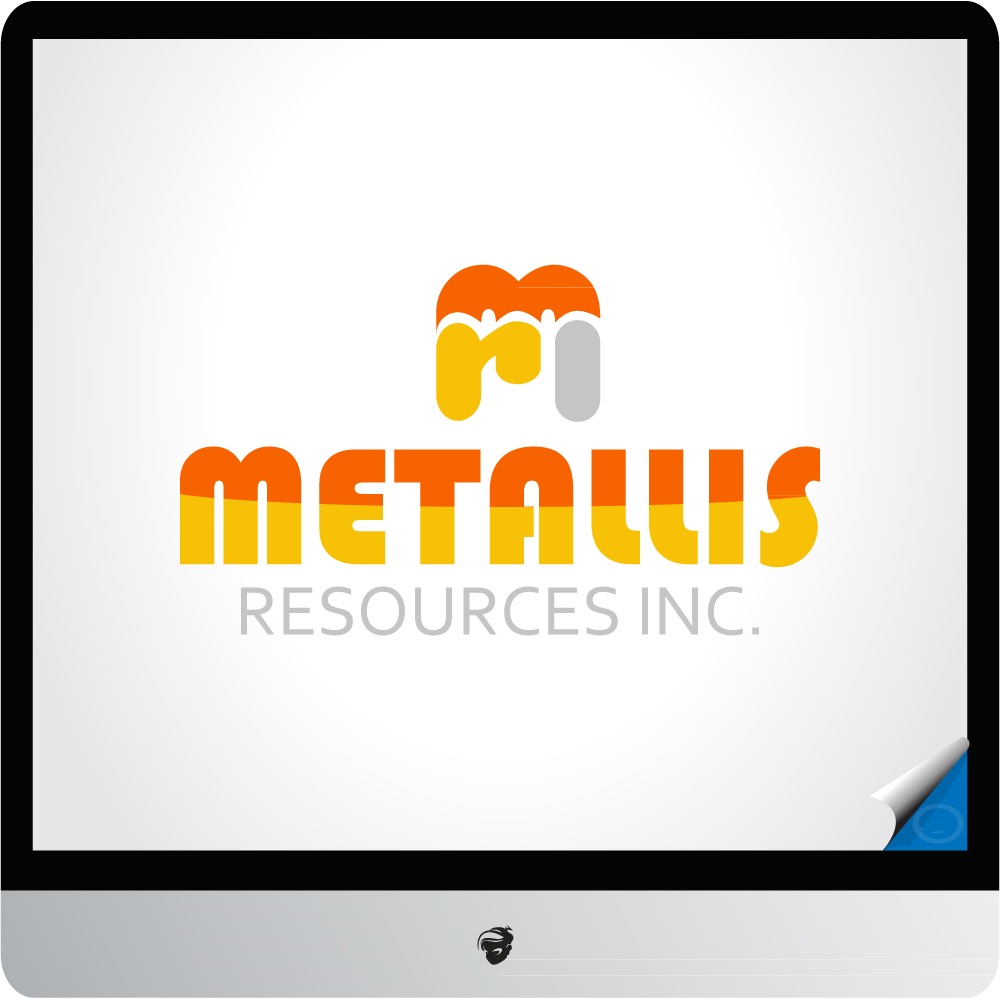 Logo Design by zesthar - Entry No. 24 in the Logo Design Contest Metallis Resources Inc Logo Design.