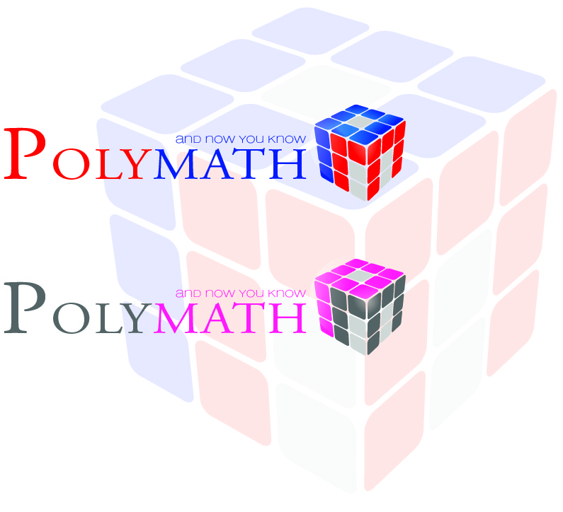 Logo Design by Iskander Dino - Entry No. 50 in the Logo Design Contest Imaginative Logo Design for Polymath.