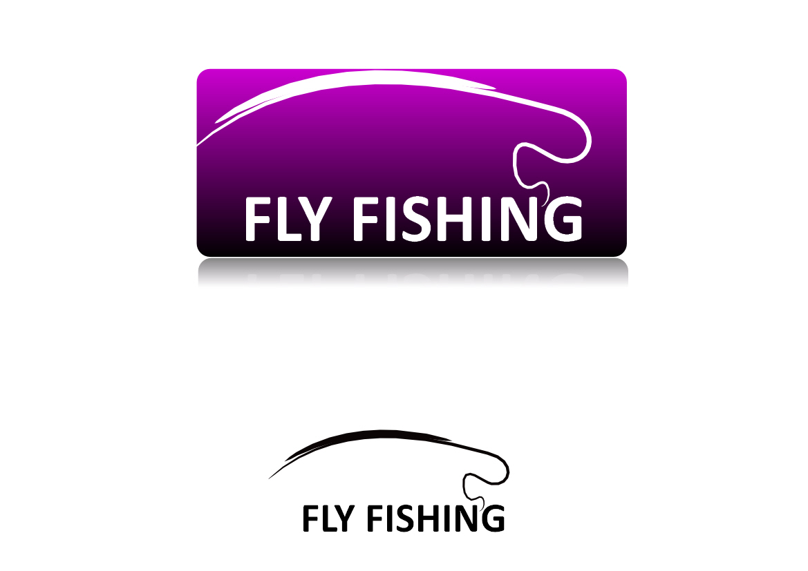 Logo Design by Heri Susanto - Entry No. 61 in the Logo Design Contest Artistic Logo Design for fly-fishing.net.