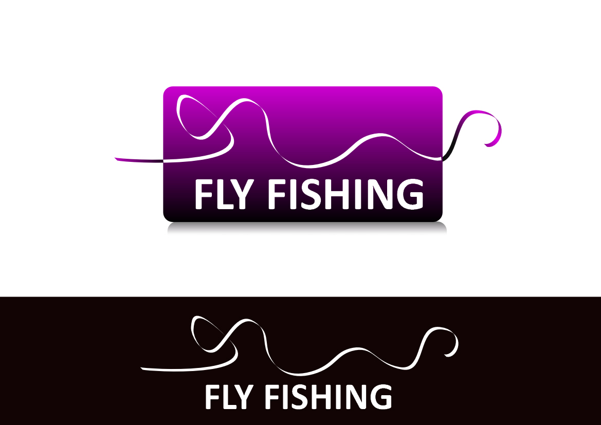 Logo Design by Heri Susanto - Entry No. 62 in the Logo Design Contest Artistic Logo Design for fly-fishing.net.