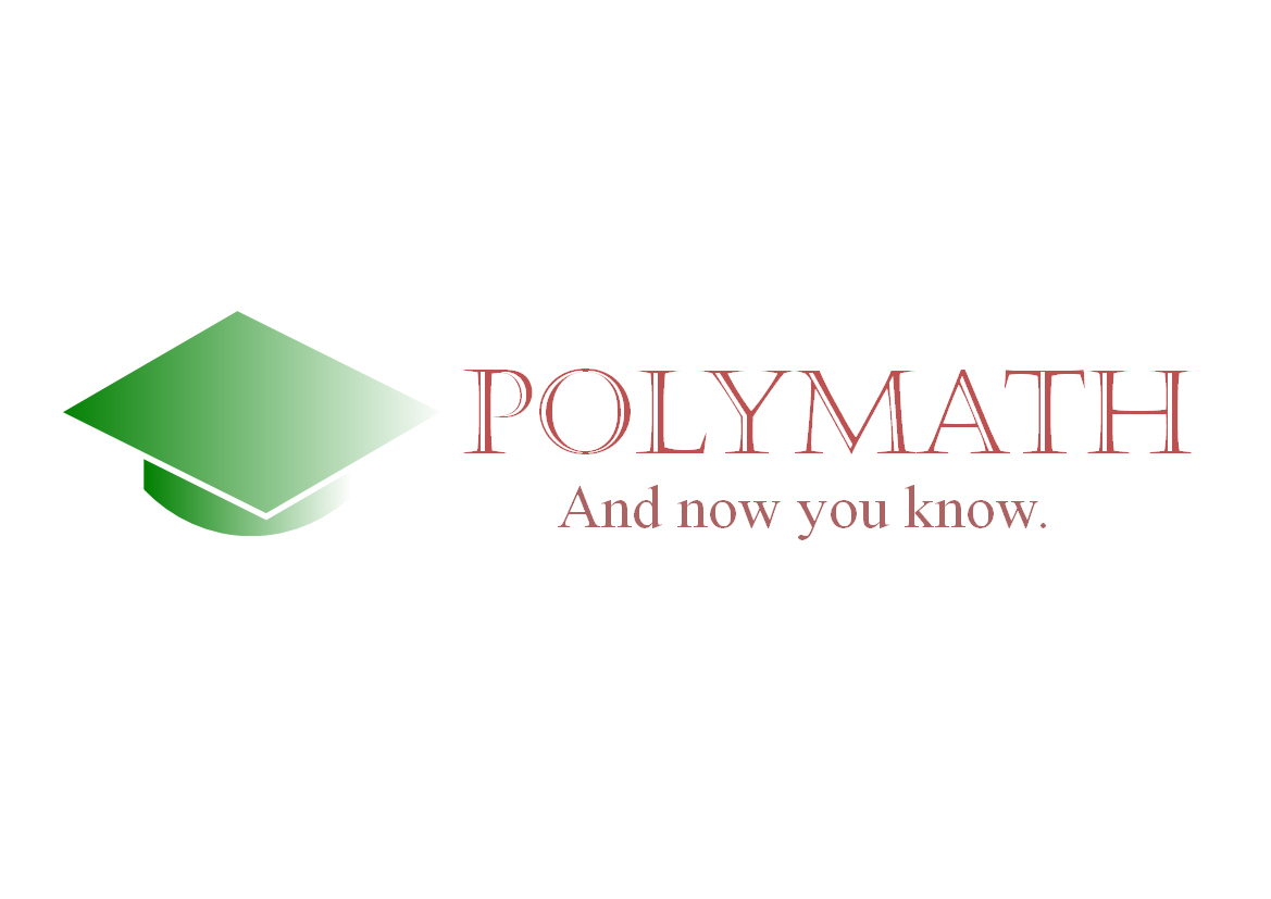 Logo Design by Heri Susanto - Entry No. 53 in the Logo Design Contest Imaginative Logo Design for Polymath.
