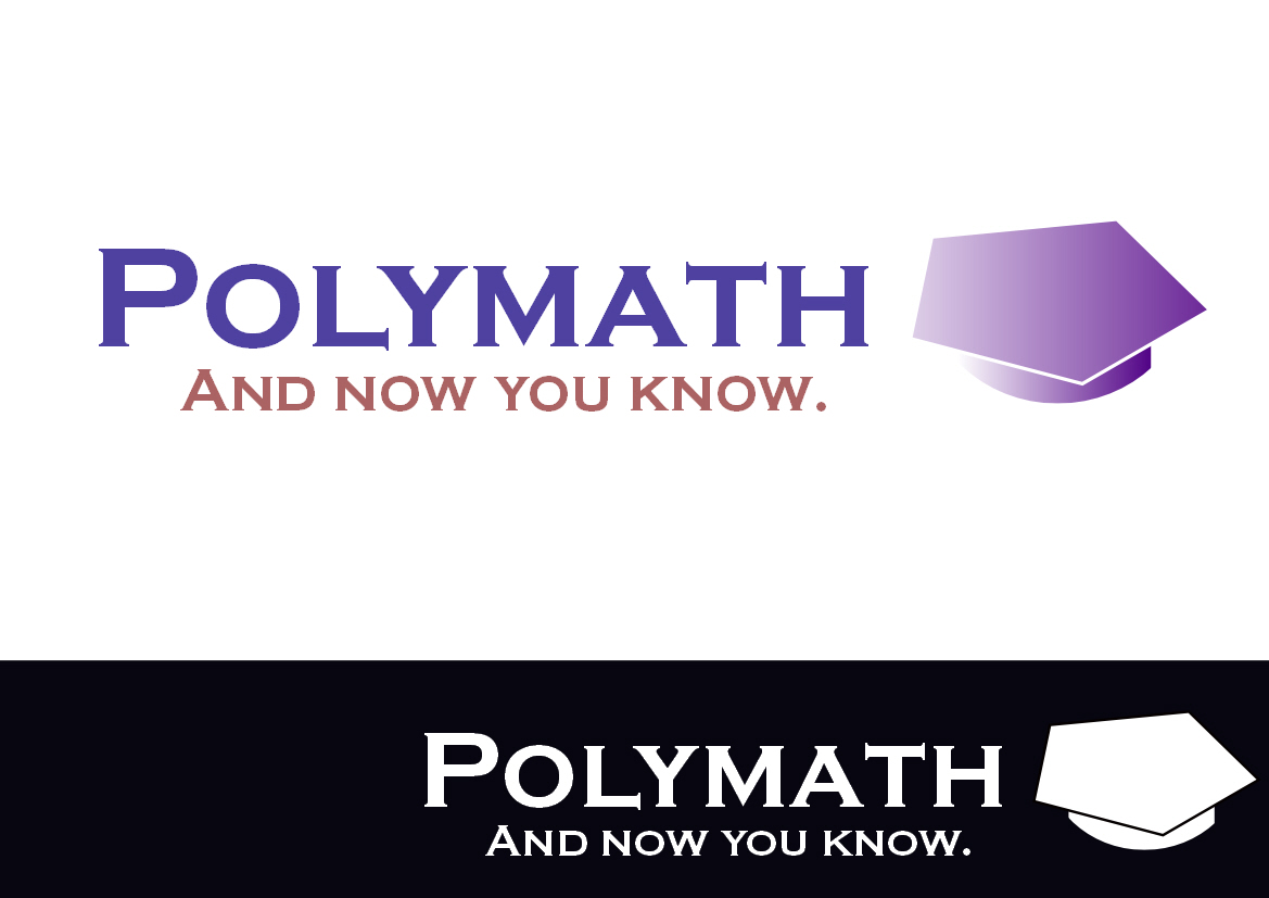 Logo Design by Heri Susanto - Entry No. 54 in the Logo Design Contest Imaginative Logo Design for Polymath.