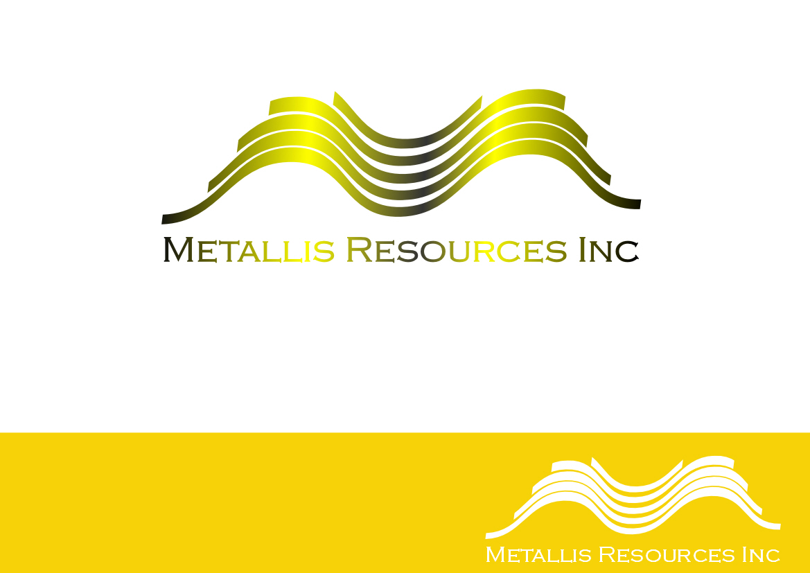 Logo Design by Heri Susanto - Entry No. 27 in the Logo Design Contest Metallis Resources Inc Logo Design.