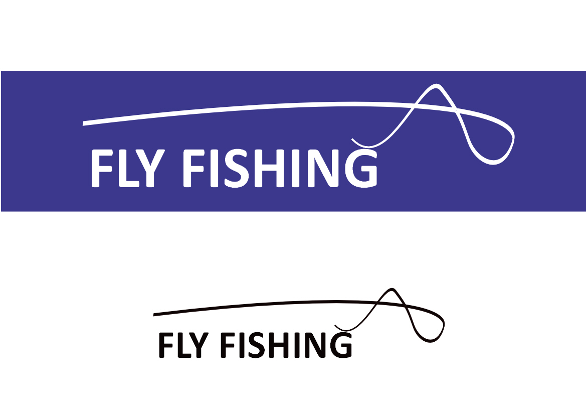 Logo Design by Heri Susanto - Entry No. 64 in the Logo Design Contest Artistic Logo Design for fly-fishing.net.