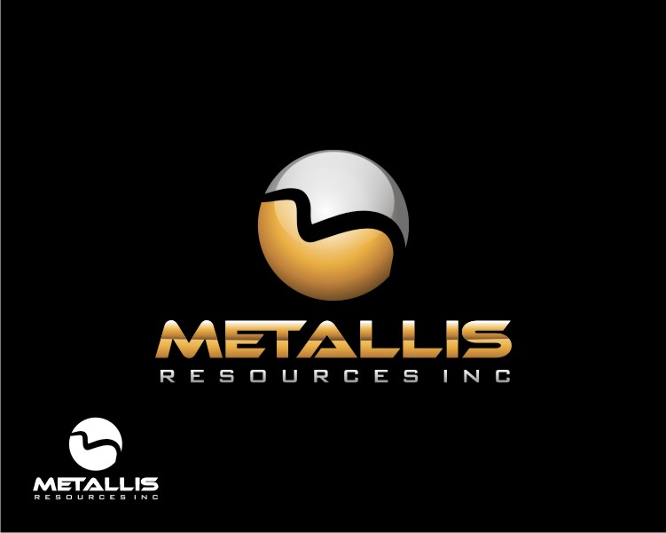Logo Design by Deni Budiwan - Entry No. 29 in the Logo Design Contest Metallis Resources Inc Logo Design.