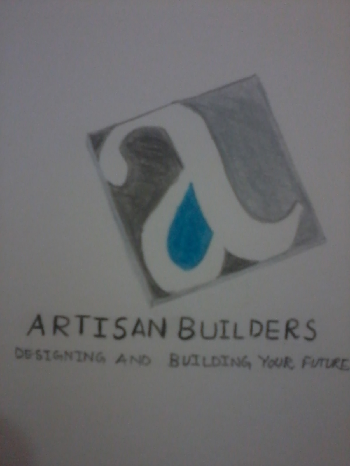 Logo Design by mediaproductionart - Entry No. 166 in the Logo Design Contest Captivating Logo Design for Artisan Builders.