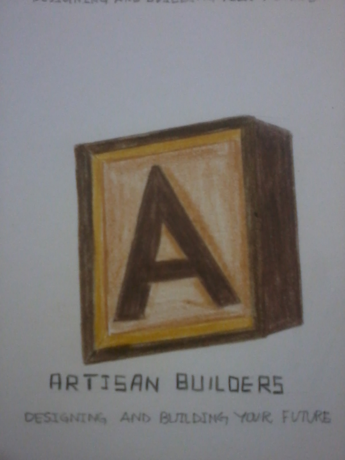 Logo Design by mediaproductionart - Entry No. 167 in the Logo Design Contest Captivating Logo Design for Artisan Builders.