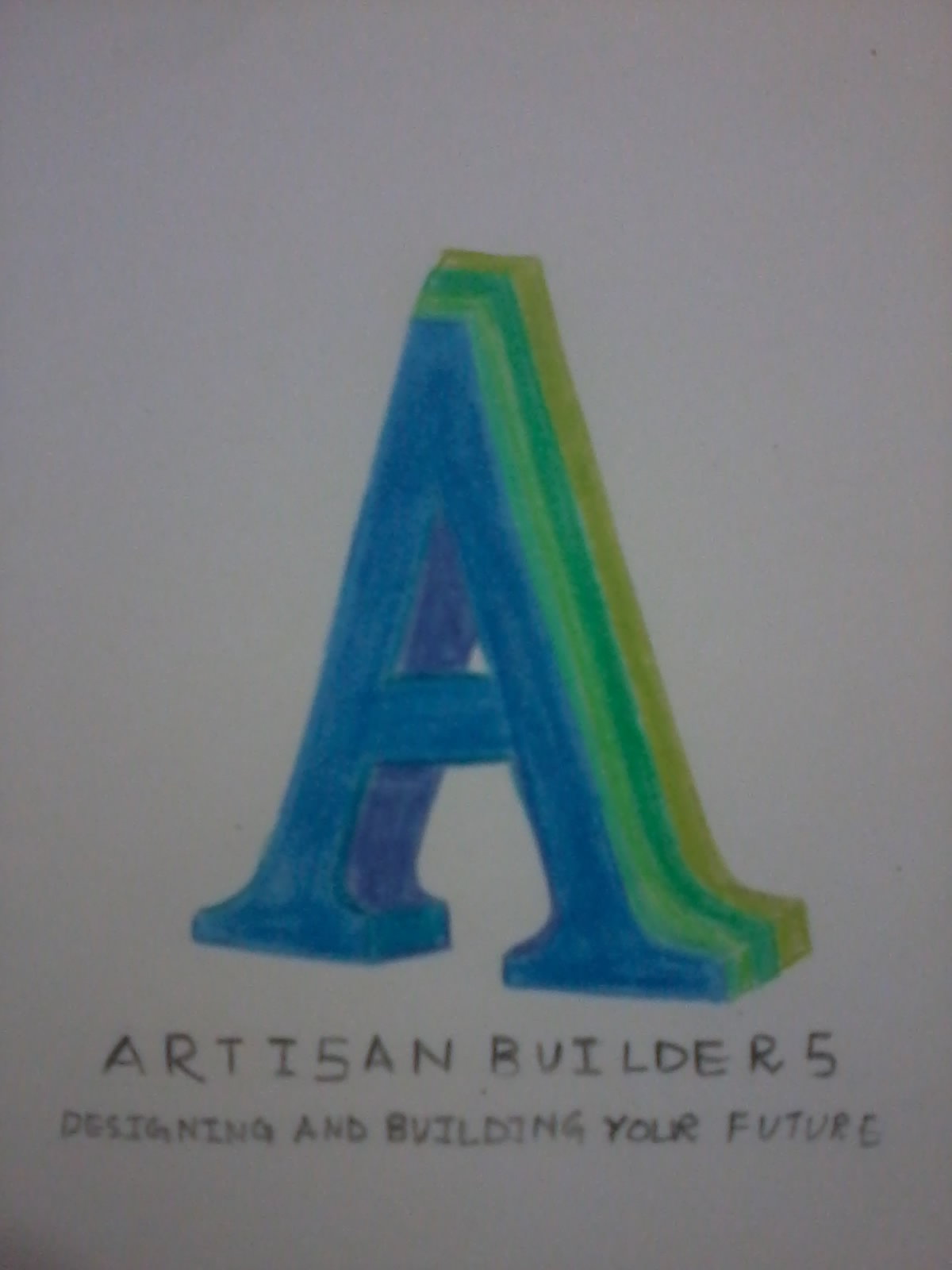 Logo Design by mediaproductionart - Entry No. 168 in the Logo Design Contest Captivating Logo Design for Artisan Builders.