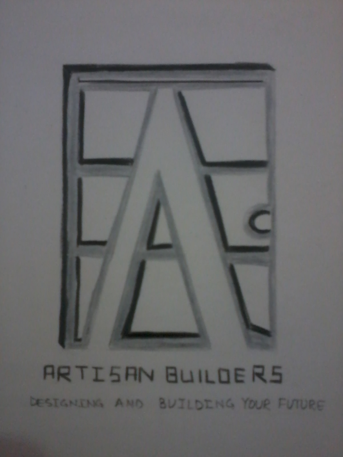 Logo Design by mediaproductionart - Entry No. 169 in the Logo Design Contest Captivating Logo Design for Artisan Builders.