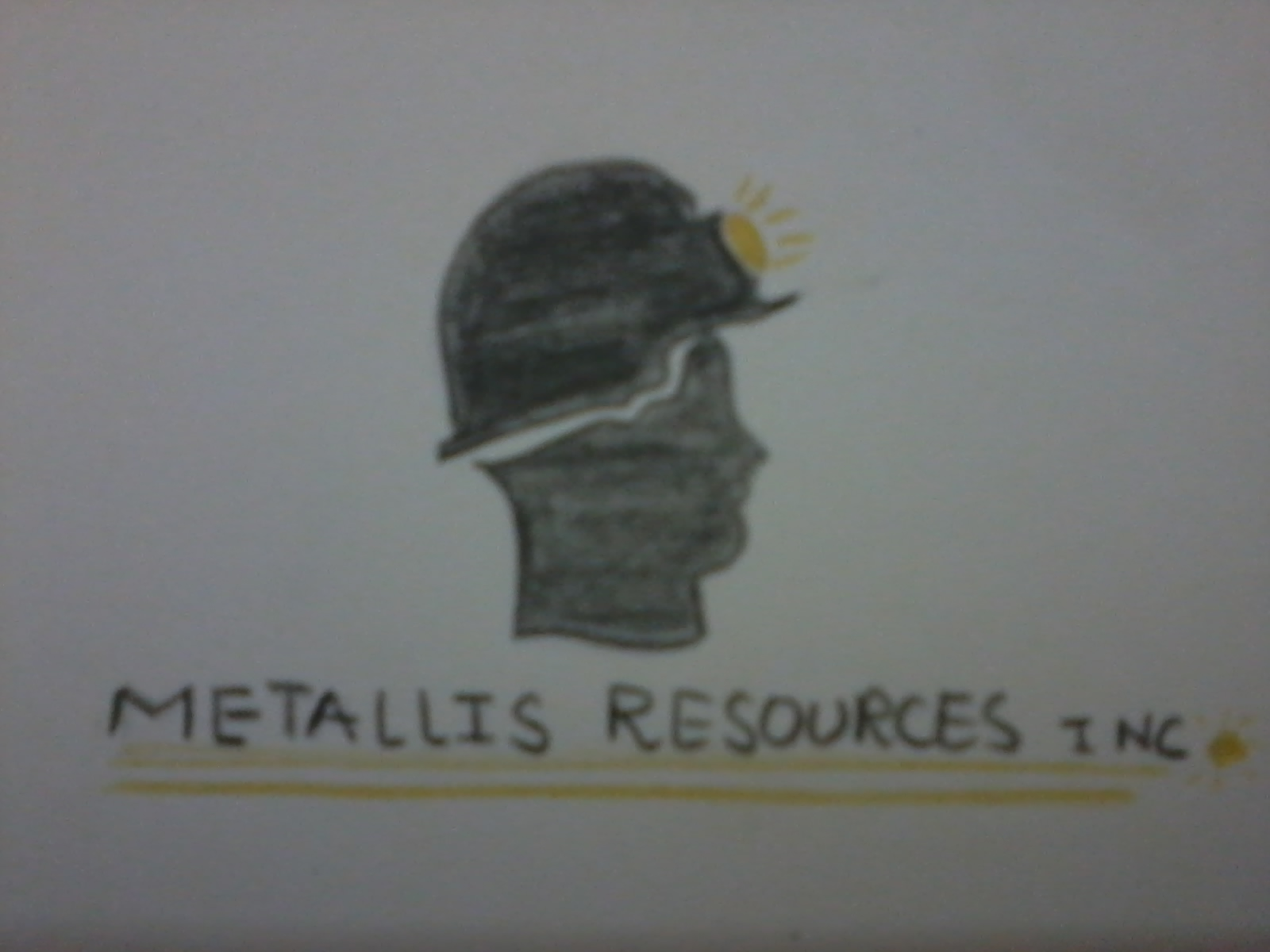 Logo Design by mediaproductionart - Entry No. 35 in the Logo Design Contest Metallis Resources Inc Logo Design.