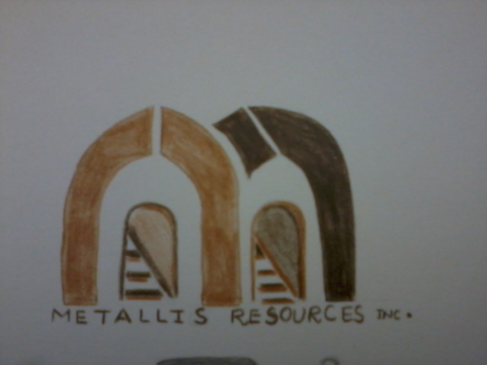 Logo Design by mediaproductionart - Entry No. 36 in the Logo Design Contest Metallis Resources Inc Logo Design.