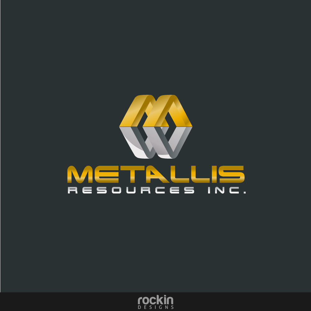 Logo Design by rockin - Entry No. 39 in the Logo Design Contest Metallis Resources Inc Logo Design.