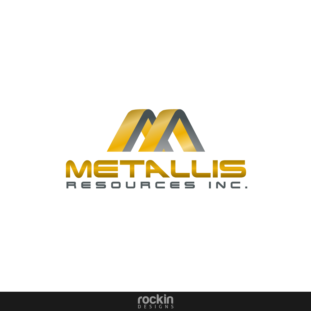 Logo Design by rockin - Entry No. 41 in the Logo Design Contest Metallis Resources Inc Logo Design.