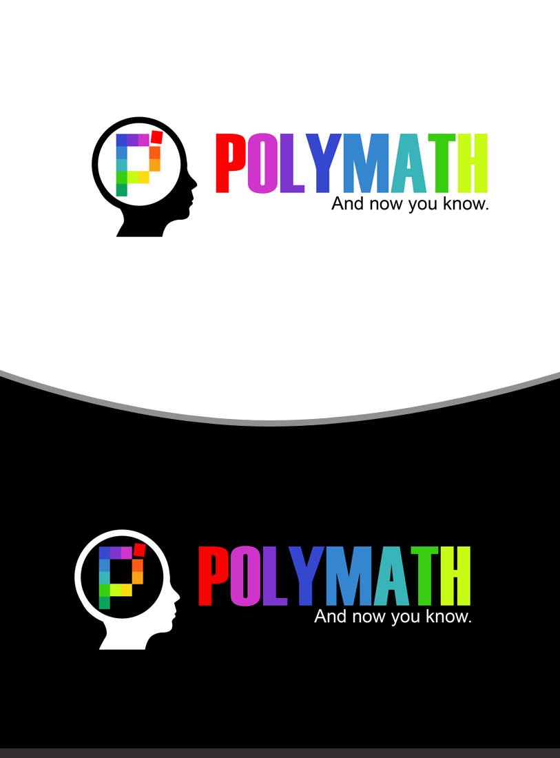 Logo Design by Private User - Entry No. 58 in the Logo Design Contest Imaginative Logo Design for Polymath.
