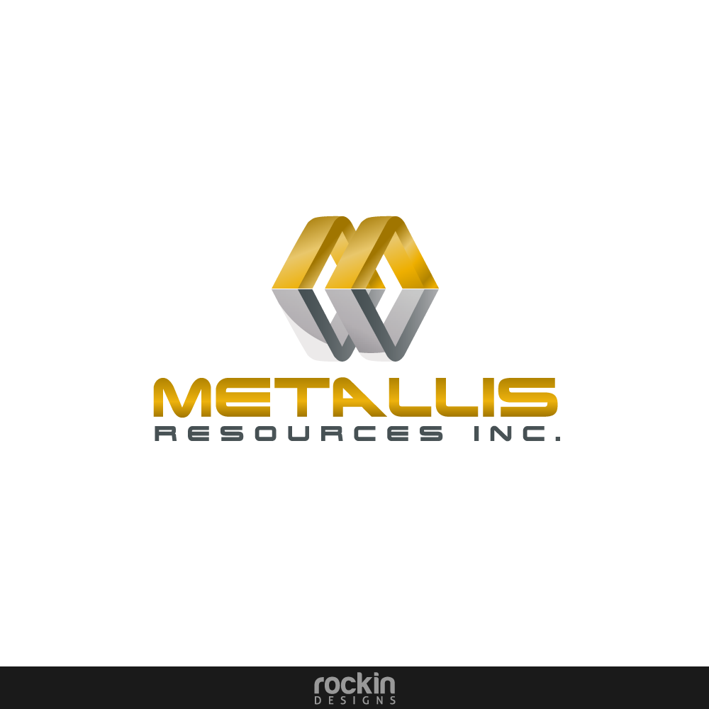 Logo Design by rockin - Entry No. 42 in the Logo Design Contest Metallis Resources Inc Logo Design.