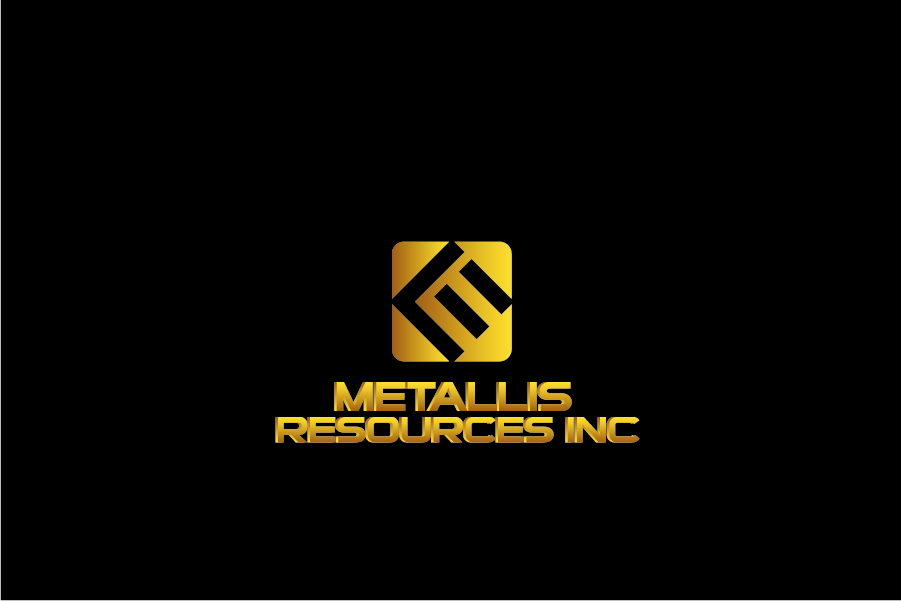 Logo Design by Private User - Entry No. 43 in the Logo Design Contest Metallis Resources Inc Logo Design.