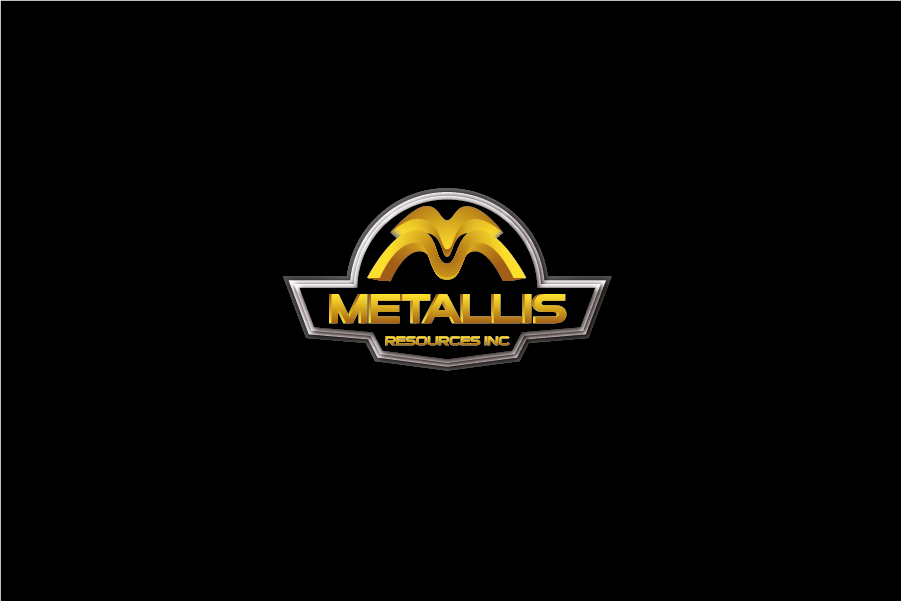 Logo Design by Private User - Entry No. 44 in the Logo Design Contest Metallis Resources Inc Logo Design.