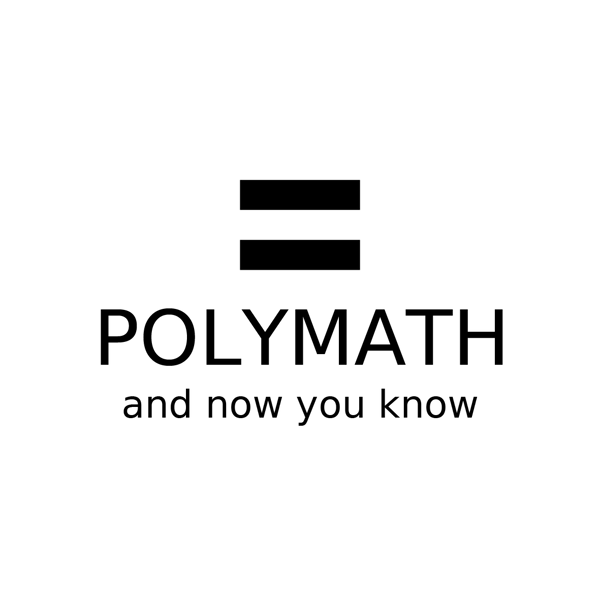 Logo Design by JaroslavProcka - Entry No. 61 in the Logo Design Contest Imaginative Logo Design for Polymath.