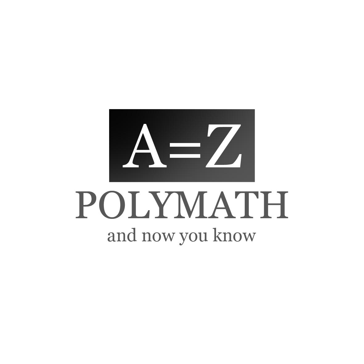 Logo Design by JaroslavProcka - Entry No. 66 in the Logo Design Contest Imaginative Logo Design for Polymath.