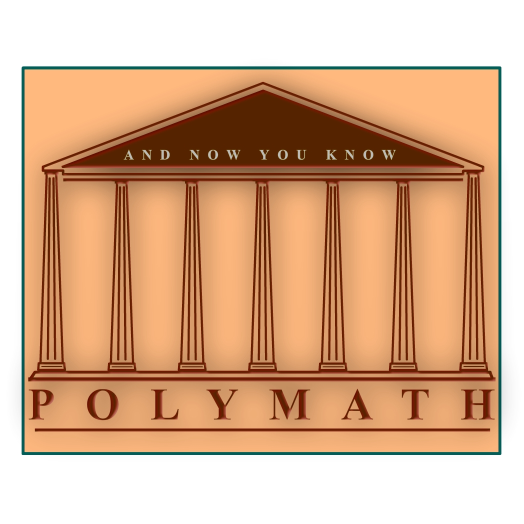Logo Design by Brian Moelker - Entry No. 67 in the Logo Design Contest Imaginative Logo Design for Polymath.
