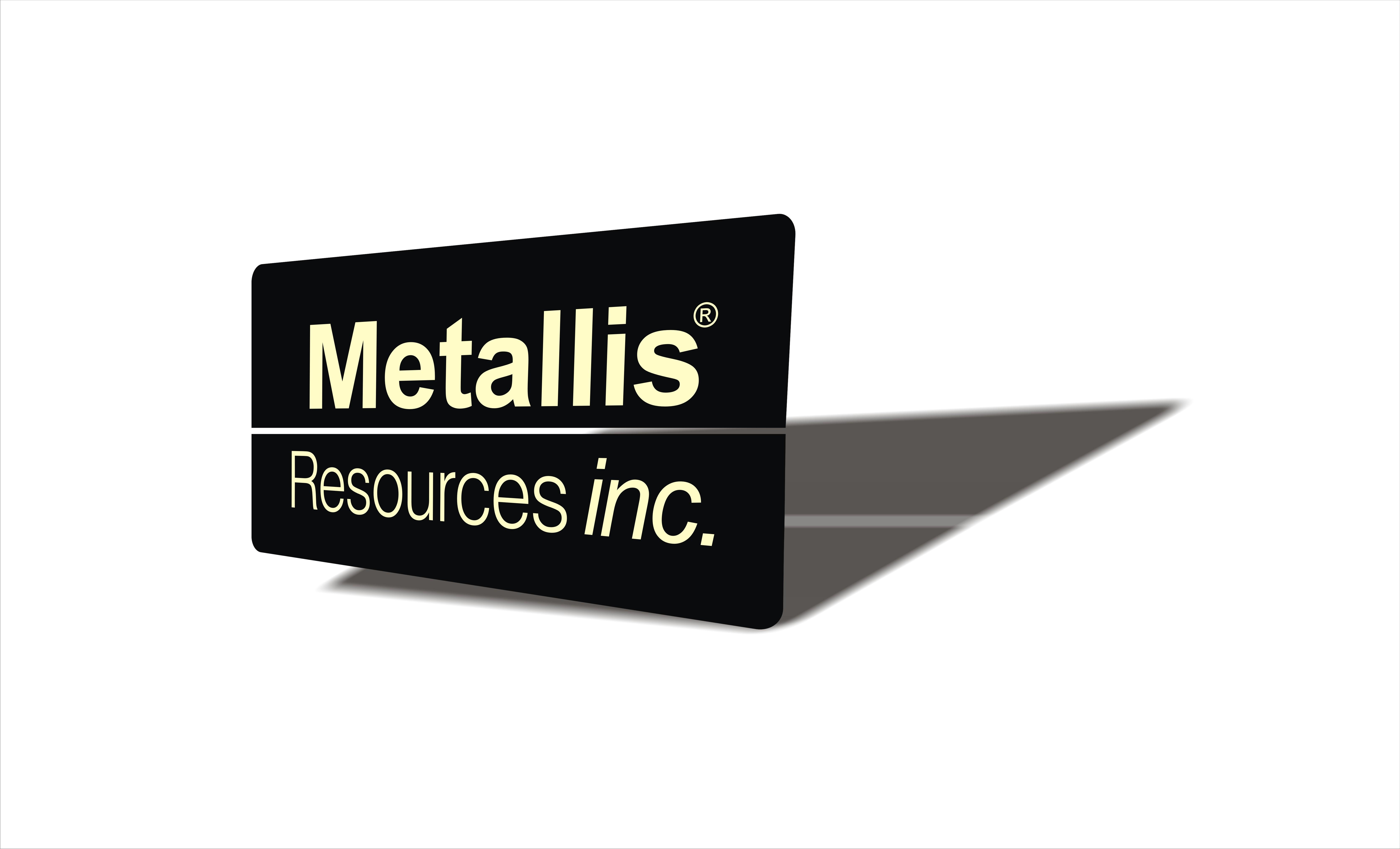Logo Design by Eic Limber - Entry No. 49 in the Logo Design Contest Metallis Resources Inc Logo Design.