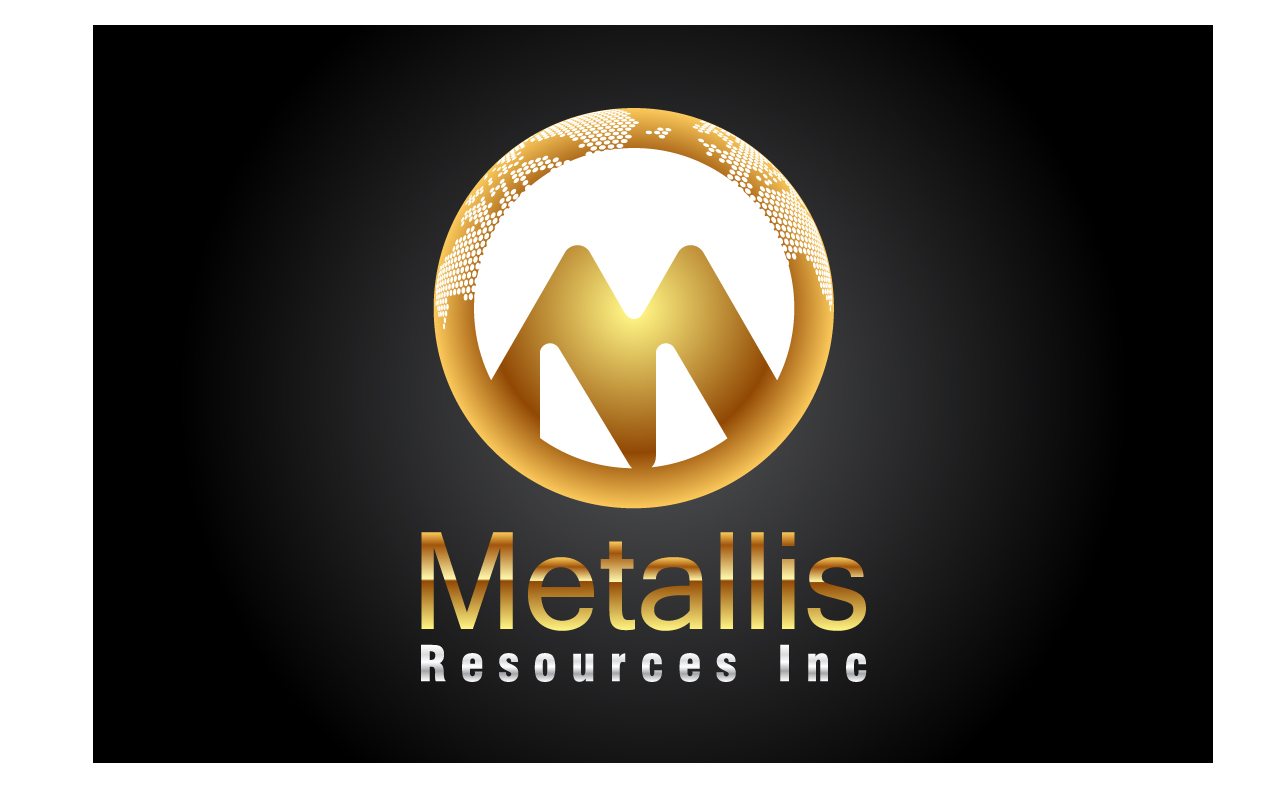 Logo Design by Jagdeep Singh - Entry No. 52 in the Logo Design Contest Metallis Resources Inc Logo Design.