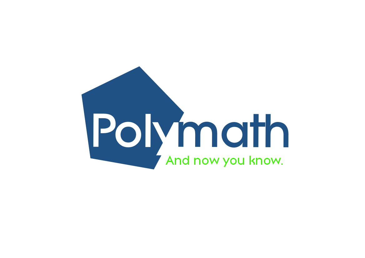 Logo Design by Heri Susanto - Entry No. 76 in the Logo Design Contest Imaginative Logo Design for Polymath.