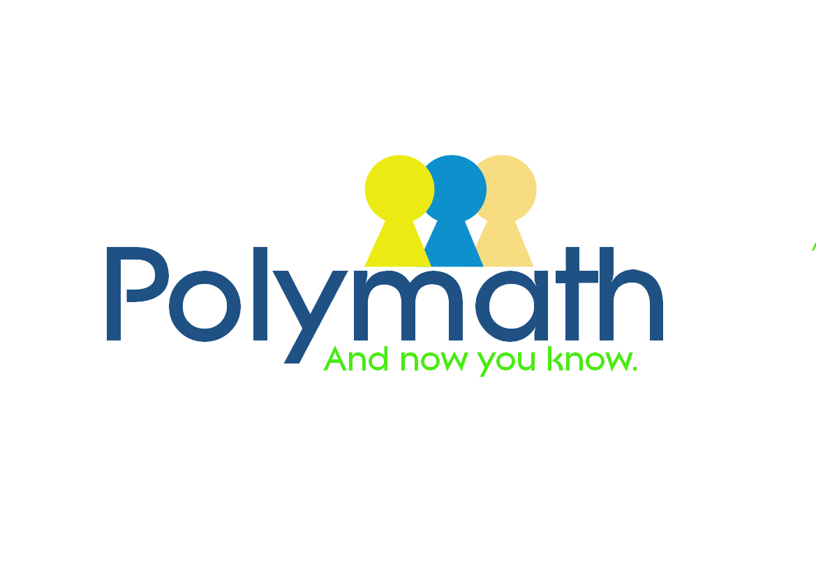 Logo Design by Heri Susanto - Entry No. 78 in the Logo Design Contest Imaginative Logo Design for Polymath.
