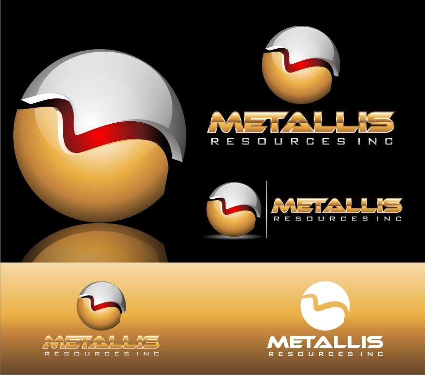 Logo Design by Deni Budiwan - Entry No. 55 in the Logo Design Contest Metallis Resources Inc Logo Design.
