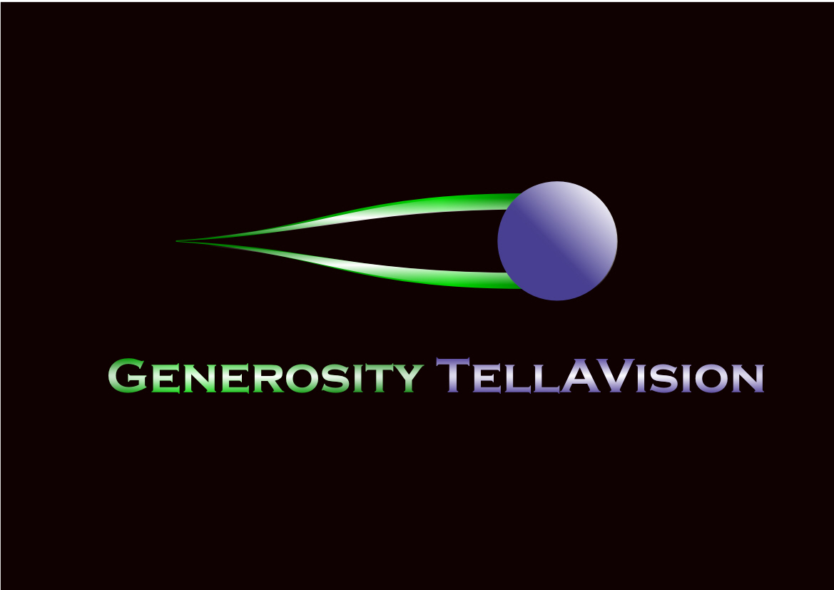 Logo Design by Heri Susanto - Entry No. 106 in the Logo Design Contest Artistic Logo Design for Generosity TellAVision.