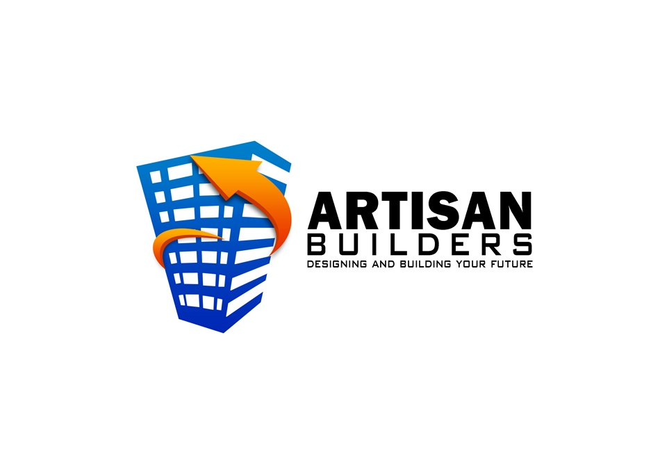Logo Design by Respati Himawan - Entry No. 184 in the Logo Design Contest Captivating Logo Design for Artisan Builders.