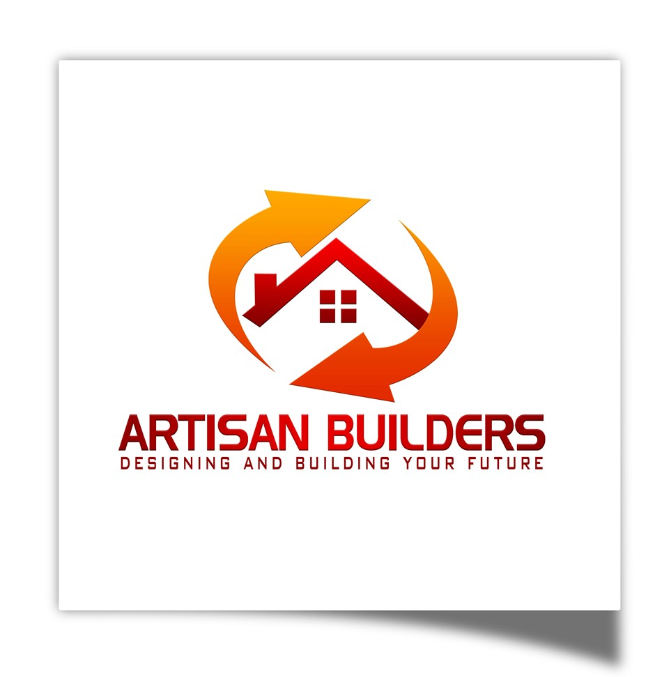 Logo Design by Respati Himawan - Entry No. 186 in the Logo Design Contest Captivating Logo Design for Artisan Builders.
