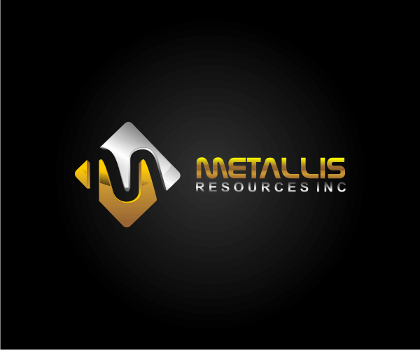 Logo Design by Deni Prawira - Entry No. 63 in the Logo Design Contest Metallis Resources Inc Logo Design.