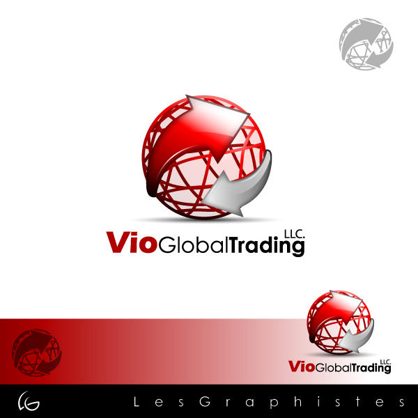 Logo Design by Les-Graphistes - Entry No. 1 in the Logo Design Contest Vio Global Trading, LLC.