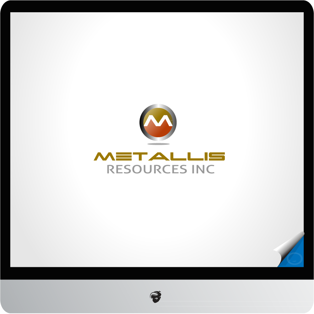 Logo Design by zesthar - Entry No. 65 in the Logo Design Contest Metallis Resources Inc Logo Design.