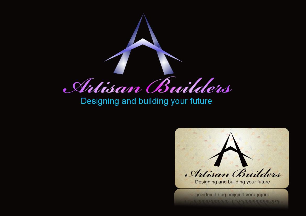Logo Design by Heri Susanto - Entry No. 187 in the Logo Design Contest Captivating Logo Design for Artisan Builders.
