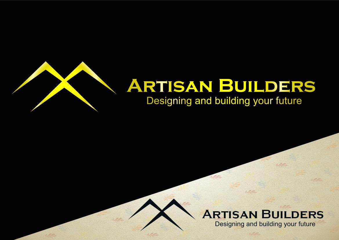 Logo Design by Heri Susanto - Entry No. 188 in the Logo Design Contest Captivating Logo Design for Artisan Builders.