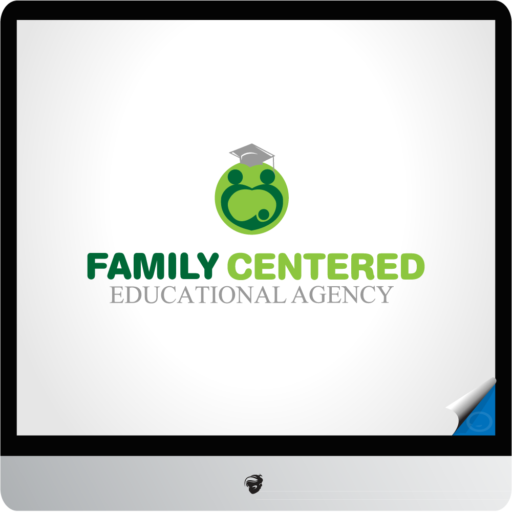 Logo Design by zesthar - Entry No. 47 in the Logo Design Contest Captivating Logo Design for Family Centered Educational Agency.
