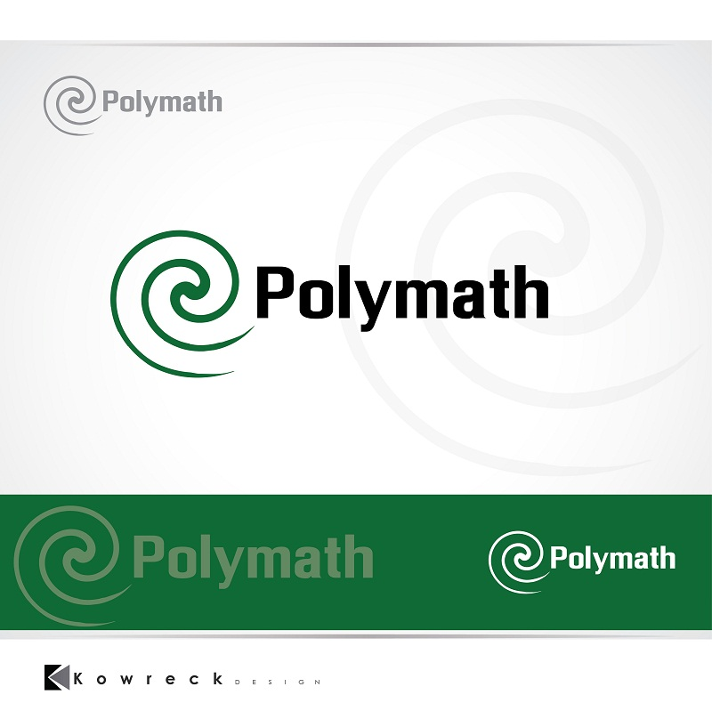 Logo Design by kowreck - Entry No. 82 in the Logo Design Contest Imaginative Logo Design for Polymath.