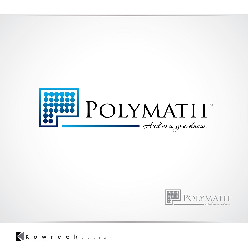 Logo Design by kowreck - Entry No. 83 in the Logo Design Contest Imaginative Logo Design for Polymath.