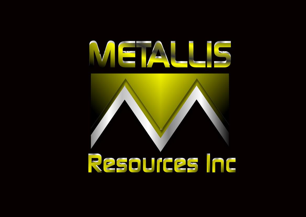 Logo Design by Heri Susanto - Entry No. 66 in the Logo Design Contest Metallis Resources Inc Logo Design.