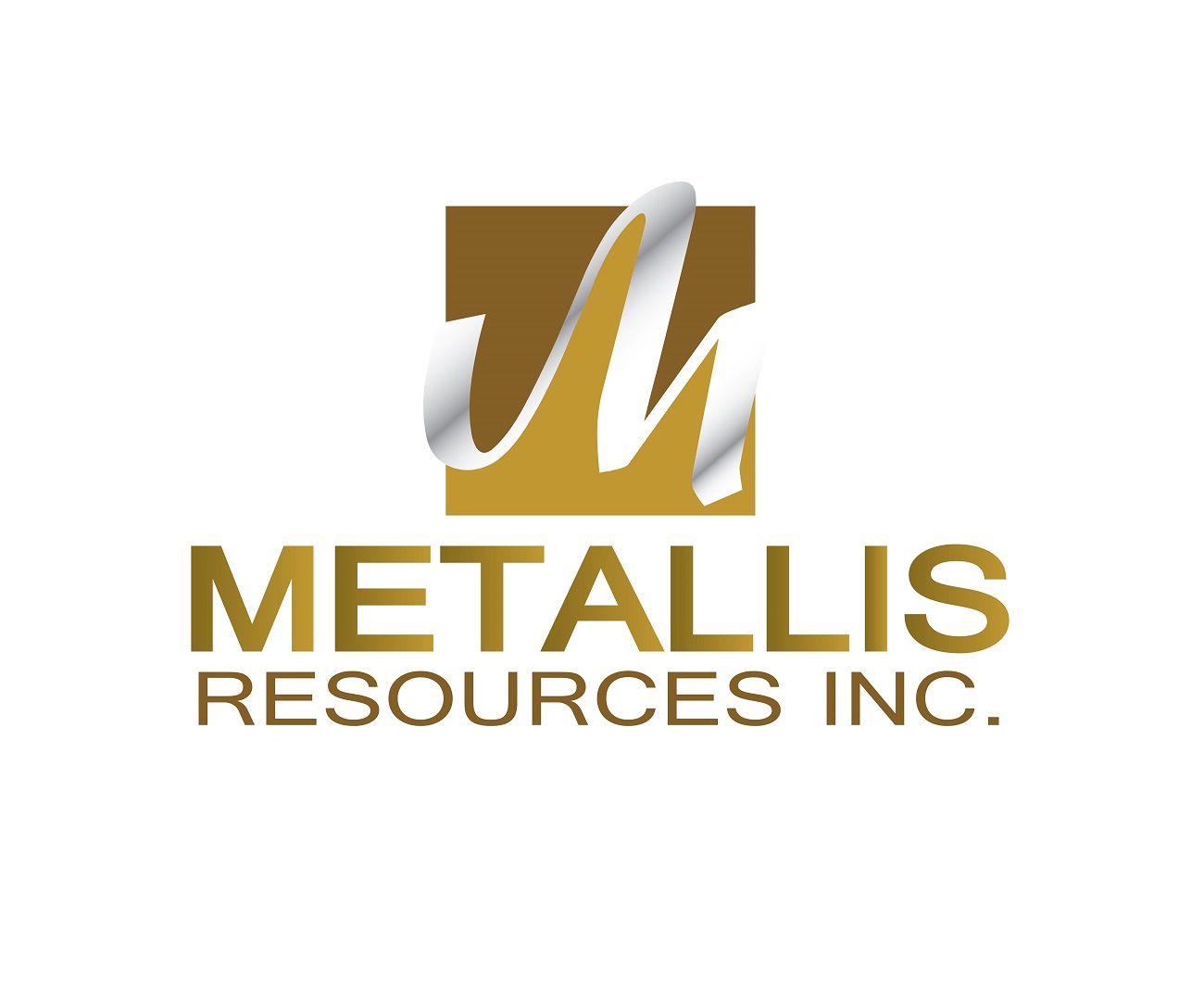 Logo Design by jhunzkie24 - Entry No. 68 in the Logo Design Contest Metallis Resources Inc Logo Design.