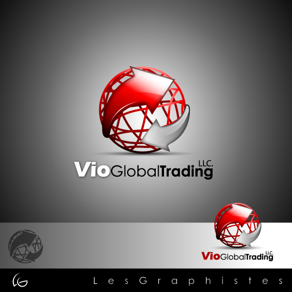 Logo Design by Les-Graphistes - Entry No. 3 in the Logo Design Contest Vio Global Trading, LLC.