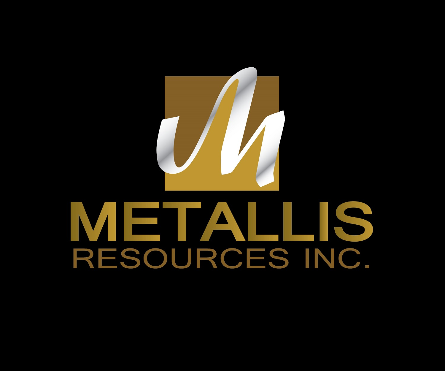 Logo Design by jhunzkie24 - Entry No. 69 in the Logo Design Contest Metallis Resources Inc Logo Design.