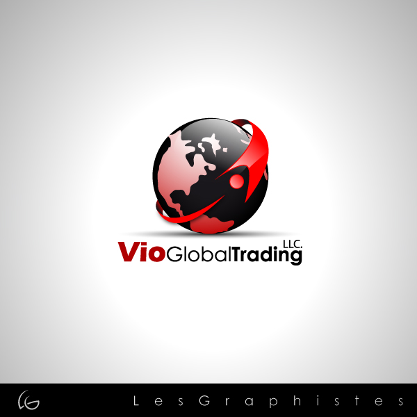 Logo Design by Les-Graphistes - Entry No. 5 in the Logo Design Contest Vio Global Trading, LLC.