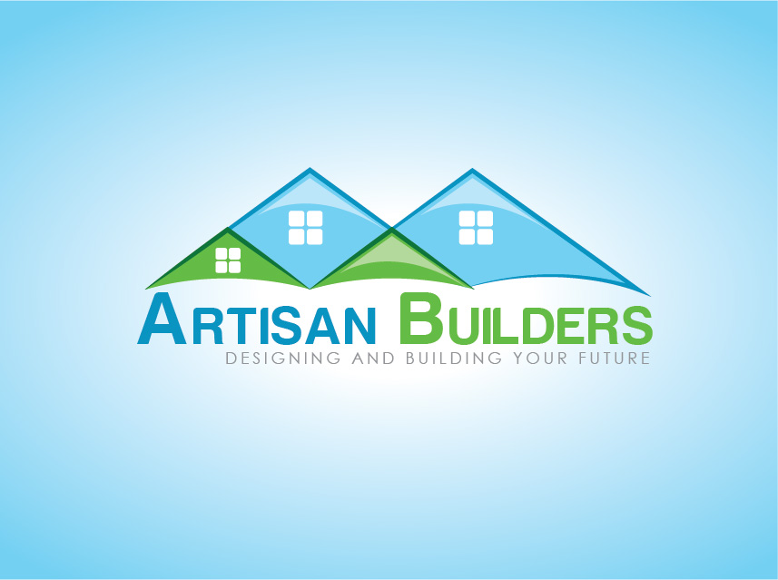 Logo Design by Iskander Dino - Entry No. 193 in the Logo Design Contest Captivating Logo Design for Artisan Builders.