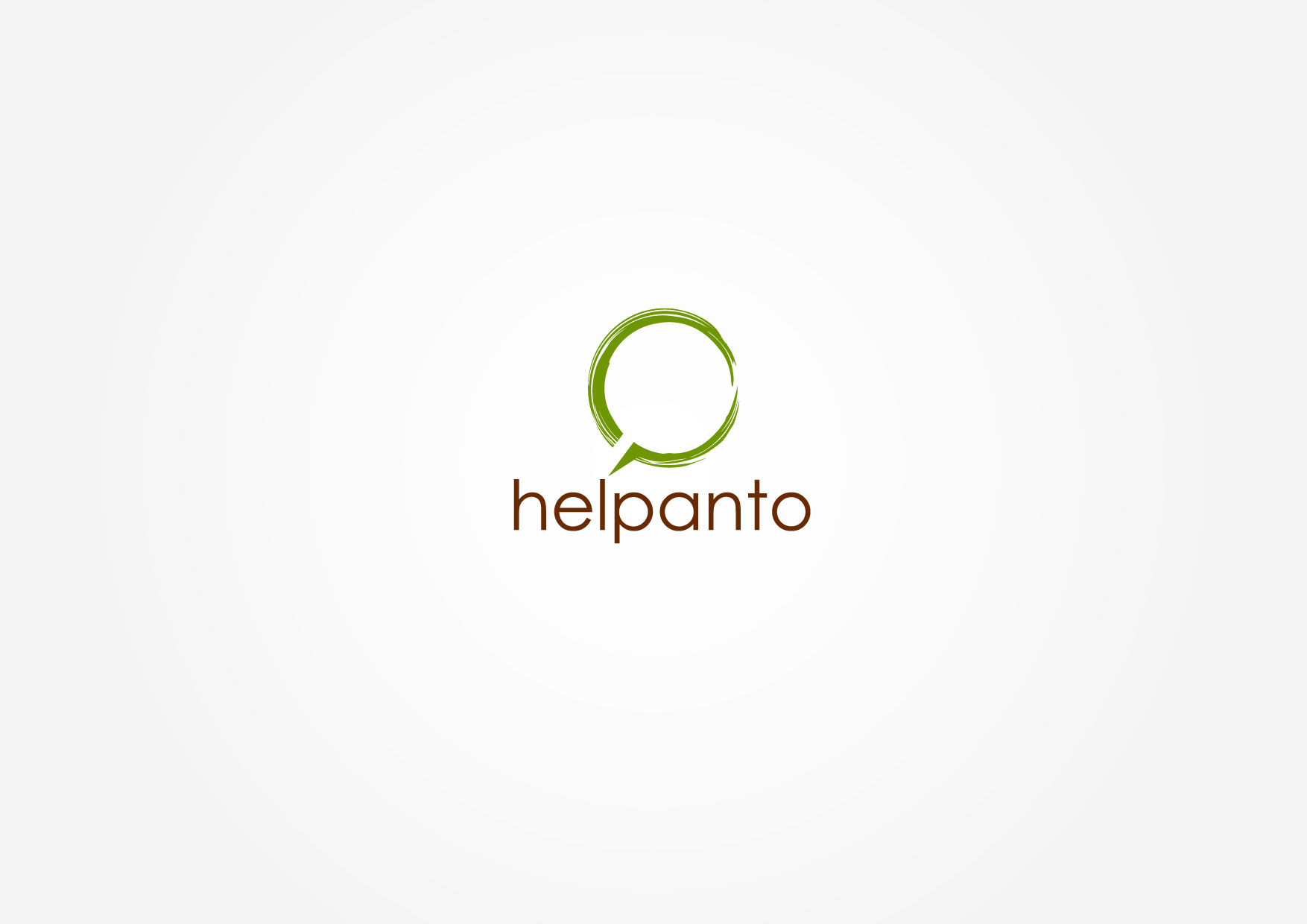 Logo Design by Osi Indra - Entry No. 32 in the Logo Design Contest Artistic Logo Design for helpanto.