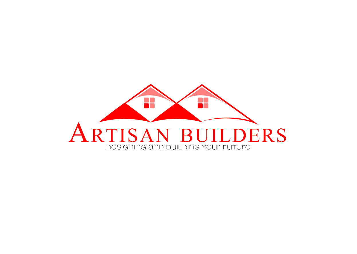 Logo Design by Iskander Dino - Entry No. 202 in the Logo Design Contest Captivating Logo Design for Artisan Builders.