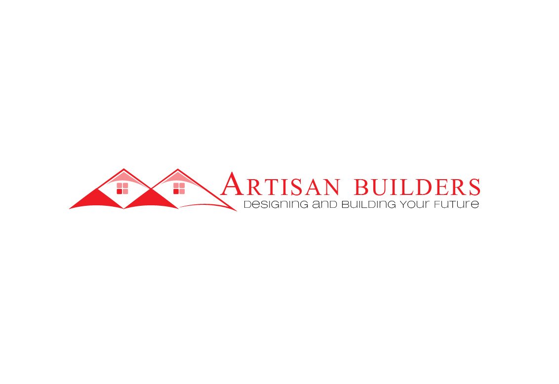 Logo Design by Iskander Dino - Entry No. 204 in the Logo Design Contest Captivating Logo Design for Artisan Builders.