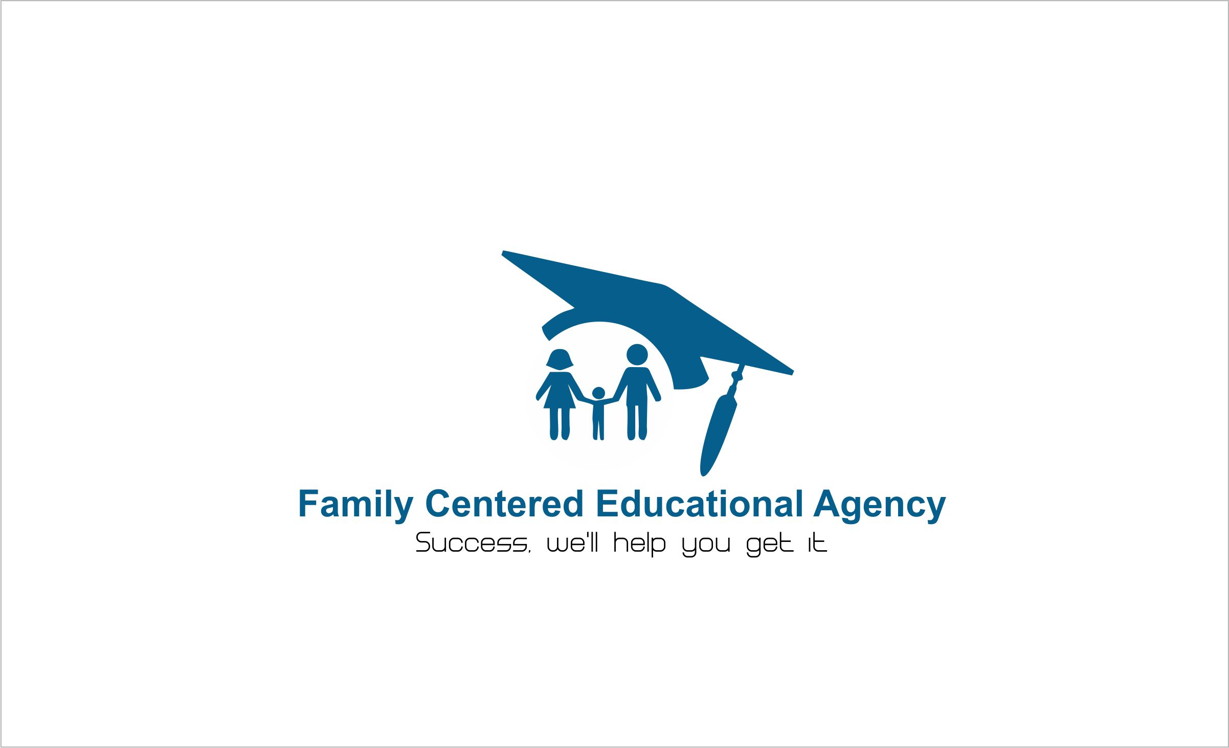 Logo Design by Asif Shaikh - Entry No. 53 in the Logo Design Contest Captivating Logo Design for Family Centered Educational Agency.